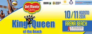 Del Monte Europe King and Queen Beach Volley Tournament