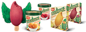 Ice Smoothies Launch in Italy
